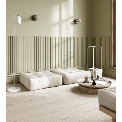 KARUP Design - MORE POUF - Grote poef in dertien kleuren - 510-Ivoor wit