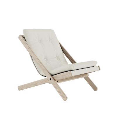 KARUP Design - BOOGIE RAW Loungestoel van naturel beuken FSC®- 701 Naturel