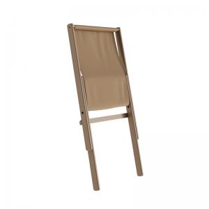 KARUP Design - BOOGIE STAYCATION bruine loungestoel van FSC® beuken - Desert Brown