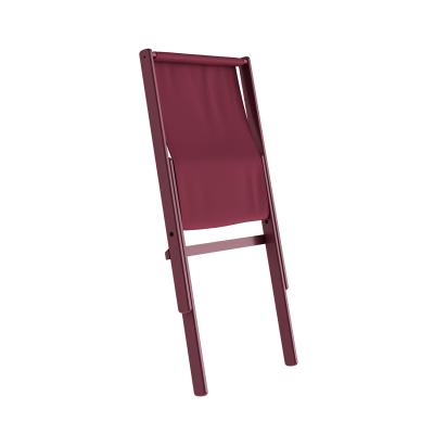 KARUP Design - BOOGIE STAYCATION rode loungestoel van FSC® beuken - Siesta Red