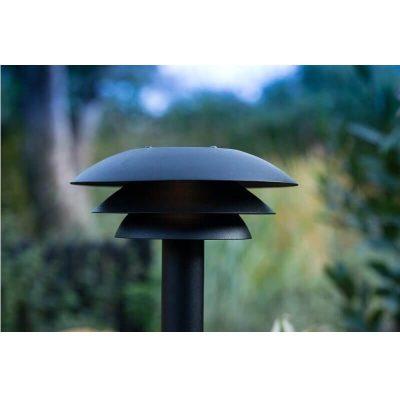 DYBERG LARSEN - DL20 OUTDOOR zwarte padverlichting, tuinpadverlichting - 1021