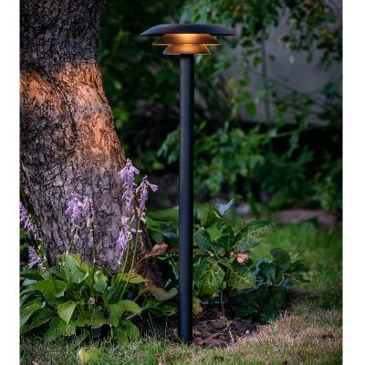 DYBERG LARSEN - DL25 OUTDOOR zwarte padverlichting, tuinpadverlichting - 1026