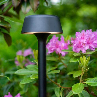 DYBERG LARSEN - VALENCIA OUTDOOR zwarte padverlichting, tuinpadverlichting - 5704709011019